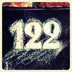 One twenty two