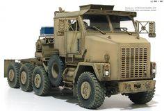 MMZ - M1070 Truck Tractor & M1000 HETS