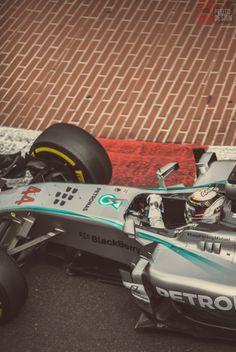 Formula 1 - Mercedes - GP Monaco 2014- daniphotodesign.com