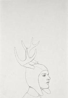 "Saatchi Art Artist pippa young; Drawing, ""Happy Christmas"" #art"