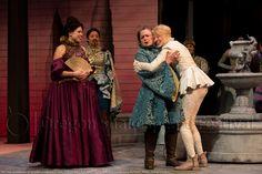 The Two Gentlemen of Verona Vilma Silva, Celeste Den, K. Elizabethan Theatre, Shakespeare Festival, Verona, Graham, Den, Gentleman, Theater, Two By Two, Stage