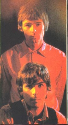 Richard Wright and Syd Barrett, Pink Floyd