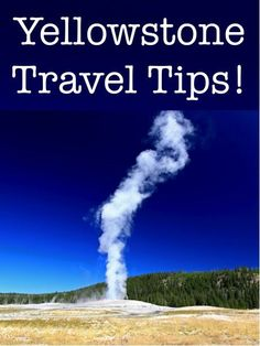 24 Fun Things to See and Do at Yellowstone National Park! ~ from TheFrugalGirls.com #travel #nationalparks