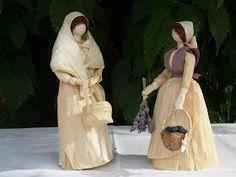 Diy Crafts Slime, Slime Craft, Clay Dolls, Art Dolls, Corn Husk Crafts, Homemade Wedding Decorations, Corn Husk Dolls, Butterfly Decorations, Paper Clay