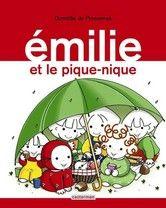 Émilie et le pique-nique - Domitille Pressensé (de) -  - 9782203064508