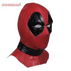 Deadpool Latex Mask