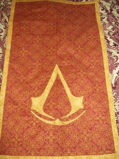 Assassin's Creed Banner.  Want.