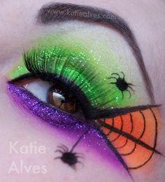 Halloween Eyes by KatieAlves.deviantart.com on @deviantART