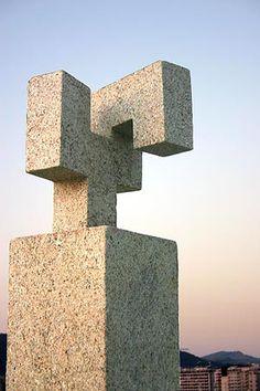 escultura en Granito