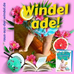 """Dein Kind lernt laufen? Dann geh' doch mit ihm aufs Töpfchen! Sagt der Windel leise ade und holt euch dabei praktische Tipps aus dem Ratgeber """"Ausgewickelt!"""". Dieses und weitere Windel, Klo & Co Bücher findest du auf raus-aus-der-windel.de #pampers #windeln #windelfrei #stoffwindeln #wickeln #wickelkind #sommerurlaub #ratgeber #kinderbuch #töpfchen #töpfchentraining #editionriedenburg Blog Love, About Me Blog, Ade, My Love, Diaper Train, Kids Learning, Handy Tips, Kids Wagon, Parenting"""