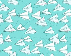 Hand drawn patterns by Alyssa Nassner