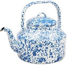 TEA KETTLE, BLUE MARBLE Crow Canyon Home http://www.amazon.com/dp/B009ACEP32/ref=cm_sw_r_pi_dp_TtQ.ub1YTD73R