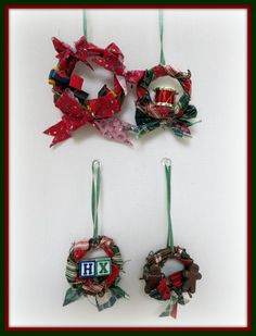 Linda Walsh Originals Dolls and Crafts Blog: For The Love of Christmas Grapevine Ornaments - Free E-Book