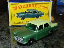 29-B 	Austin A55 Cambridge Sedan Matchbox Cars, My Youth, Train Set, Cambridge