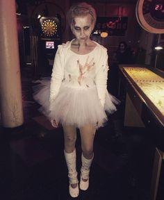 zombie ballerina halloween costume - Dead Ballerina Halloween Costume