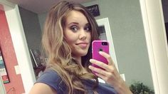 """Jessa (Duggar) Seewald might be distancing herself from her disgraced brother Josh Duggar, but that hasn't stopped her from being a doting aunt. A recent Instagram post on Jessa's page shows Josh's newborn daughter Meredith Grace smiling at the camera accompanied with the caption, """"She"""