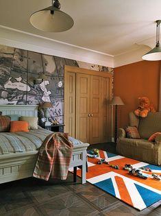 Unique Apartment Design in Moscow