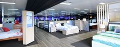Bedshed, a bedding and bedroom furniture specialist with bed, mattress & bedroom furniture stores in Australia, is one retailer keen to ride the new technology wave of digital in-store communications.  - Digital in-store signage