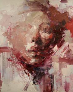 Ryan Hewett - Oil on canvas, 170x130cm [found at anitaleocadia]
