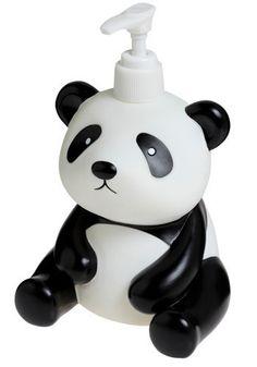 Panda Soap Dispenser
