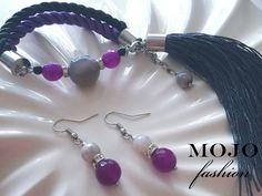 MOJO fashion / Bracelet + Earrings