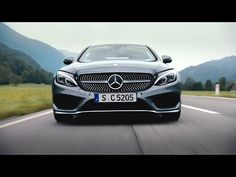 "Mercedes-Benz: C-Class Coupé TV commercial ""Confession"" - Mercedes-Benz original"