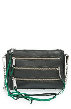 Rebecca Minkoff 'Mini 5 Zip' Convertible Crossbody Bag | Nordstrom