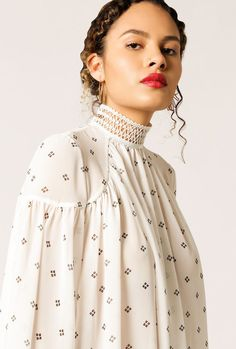 Acler - Oxford Blouse