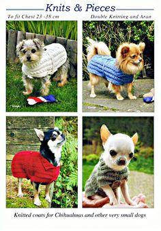 Small Dog Coat