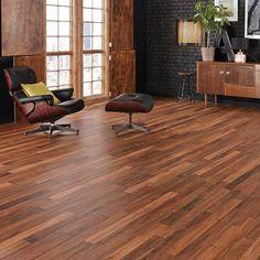 Luxury Vinyl Flooring | Perfect Home Flooring Inspired By Nature | Karndean Da Vinci  RP104 Single Smoked Acacia