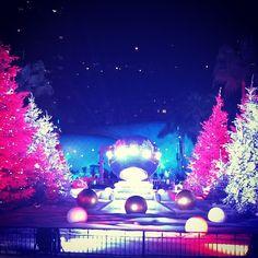 #Casino Magic Christmas in Monaco  from #Montecarlo #Monaco
