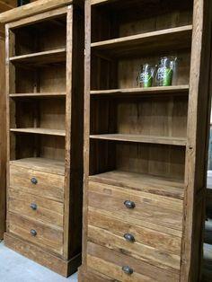 Meer dan 1000 idee n over teakhouten meubelen op pinterest teakhout meubelcollectie en deens - Solide teakhout ...