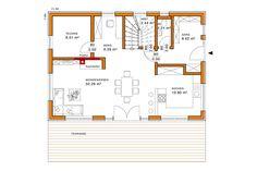201 besten grundriss ideen bilder auf pinterest in 2018 home plans house construction plan. Black Bedroom Furniture Sets. Home Design Ideas