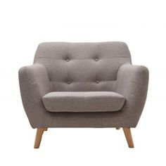 POLTRONA VINTAGE Vintage Sofa, Poltrona Vintage, Muebles Living, Love Seat, Armchair, Room Decor, Couch, Stylish, Furniture