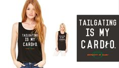 University of Miami Game Day shirts 2015 Miami Game, Game Day Shirts, Greek Apparel, University Of Miami, Greek Clothing, Sorority, Marketing, Tops, Women