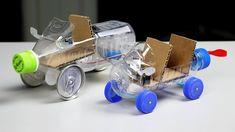 Car fix Popular Mechanics Diy Car Trash Can, Kids Car Garage, Diy Toys Car, Diy Car Cleaning, Diy Electric Car, Diy For Kids, Crafts For Kids, Cardboard Car, Wooden Toy Cars