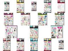 Create 365 Happy Planner Sticker Value Pack You Choose one by TheNeedlesTreasures on Etsy