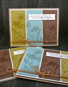 Taylored Expressions: Sympathy Cards for Share Joy