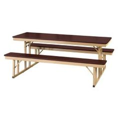 Cafeteria tables, folding cafeteria tables with benches, and lunchroom cafeteria tables. Brands include Barricks, KI Tables, and OFM Cafeteria furniture.     http://www.compmark.com/all-tables/cafeteria-tables
