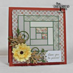 Papercrafts by SaintsRule!: Our Daily Bread Designs April Release and Blog Hop