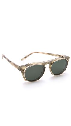 Han Kjobenhavn Timeless Clip-On Sunglasses