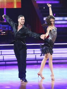 Val Chmerkovskiy & Zendaya Coleman   -  Dancing With the Stars  -  season 16  -  week 10 Finals  -  spring 2013  -  placed 2nd for the season