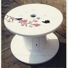 Fly like a 🐦🐦🐦🌸 #fetanedesign #fraufetane #facebook #follow #handmade #diy #doityourself #upcycling #recycled #wood #furniture…