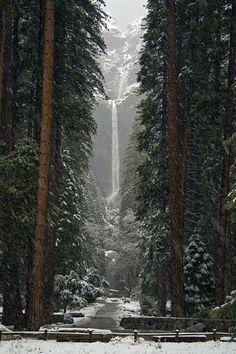 Cataratas de Yosemite, Califórnia, Estados Unidos