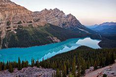 Peyto Lake, Baniff National Park Canada