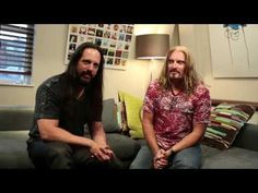 ▶ Dream Theater's John Petrucci and James LaBrie Blooper Reel - YouTube