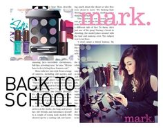 """""""mark beauty"""" by lcheatwood2000 ❤ liked on Polyvore featuring beauty"""