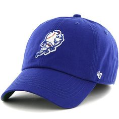 New York Mets Cooperstown Logo '47 Franchise Fitted Cap by '47 - MLB.com Shop