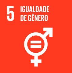 5 IGUALDADE DE GÊNERO Alcançar a igualdade de gênero por meio do fortalecimento das mulheres e meninas