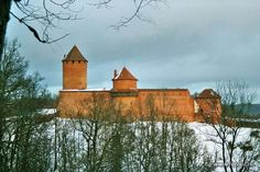 I've been to this castle in Sigulda, Latvia